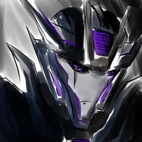 Soundwave - Maskless by Awesomus-Prime