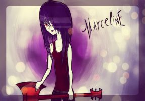 ...Marceline... by LinKeyArt