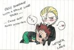 a smile like yours... by Resident-evil-STARS