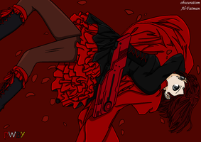 Ruby Rose - Evasive *Updated* by Al-Fatman