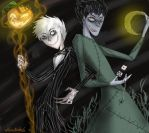 Jack and Boogieman by HezuNeutral