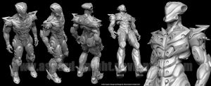 New Concept Armor Deluxe 2 by asgard-knight