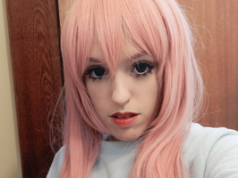 Perona Make up Test by DorotyhinWonderland