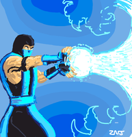 Icebeam for Draw Something by zachjacobs
