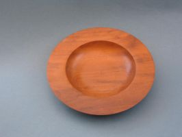 Imbuya Bowl by kheradruakh