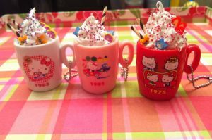 Hello Kitty Cups by KatGore
