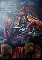 Captain Harlock by ekoputeh