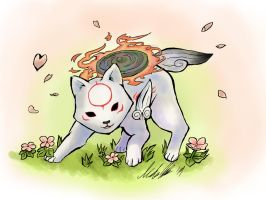 Okamiden by AnimationGeek101