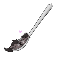 Spoon by Bringer-of-Evil