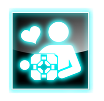 Cube Love Icon by WinryBaby