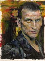 Ninth Doctor by ApeSpacer