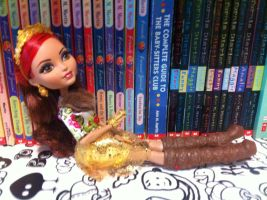 Ever After High Rosabella Beauty by FurbyLover86