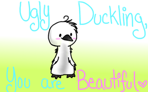 Ugly Duckling... by Sweetnminty