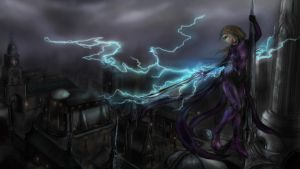 The Lightning Assassin by Gi1t
