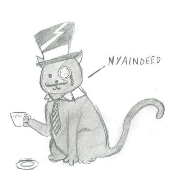 Nyaindeed - repost by Zero-Nihilism