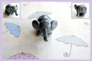 Little Elephant by candymonsters