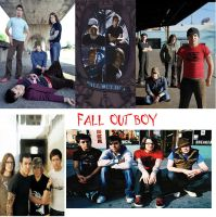 Fall out Boy by Mergirl500