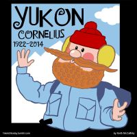 Rip Yukon Cornelius by Thinkbolt