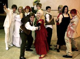 Baccano: Grand Central Swing by jjkou