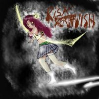 Risa Deathwish 2012 by ChazzVC