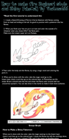 Phatmon66's Tutorial on Sugimori Fire and Shiny by Phatmon66