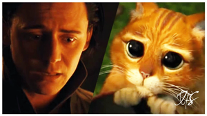 Loki - sad puppy/kitty eyes gif by IceFloe-ArtSoul
