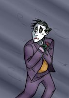 Another Lonley Night in Gotham by tree27