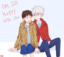 Happy by Your Side by VAMPIRELG