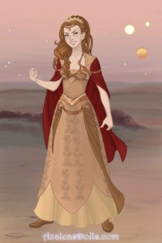 Margaery Tyrell's second wedding by goat1200