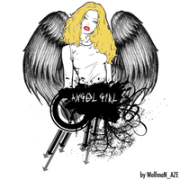 Angel Girl by NamfloW