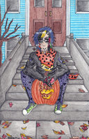 RS: I Remember Halloween by fatalrain