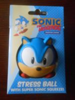 Sonic Stress Ball by BoomSonic514