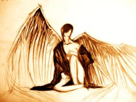 My Guardian Angel by MoonLitTourniquet