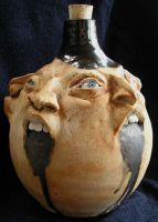 face jug by hoviemon