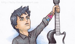 Billie Joe's Guitar by kelly42fox