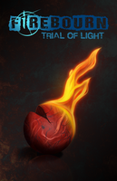 Firebourn: Trial of Light - Front Cover by Harseik