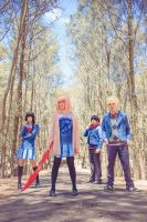 Kyoukai No Kanata - Group by springroll97