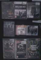 The Franchises Collection: Recent Pickups by EinhanderZwei