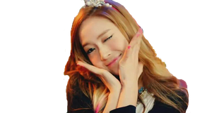 SNSD Jessica I Got A Boy ~PNG~ by JaslynKpopPngs