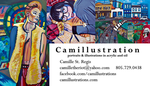 Camillustrationbusinesscard2 by camie-frenchie