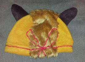 Corrine from Tales of Symphonia hat back by Lil-Samuu