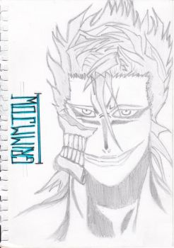 Grimmjow Jeagerjaques Espada Numero 6 - Bleach by littlebitsoftoffee