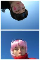 Blue sky by itamerucosplay