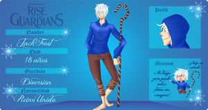 TN - Jack Frost by Margerina