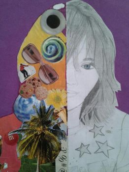 Self Collage by t95tm