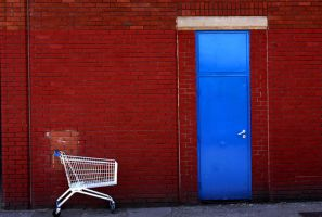 blue door by haxypooh