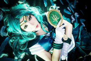 Sailor Moon S: Sailor Neptune by maocosplay
