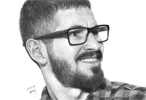 Brad Delson by ShineLP