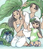 under the leaves of Taro. by shibu