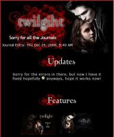 Twilght CSS by Sugarlilly